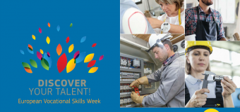European Vocational Skills Week 2017 in Brussels, Belgium (fully-funded)