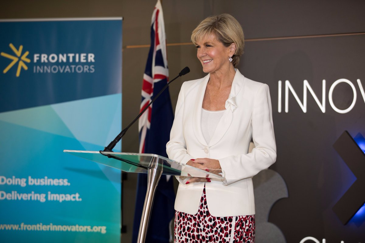 Apply to Frontier Innovators Program 2017 (Up to $100k AUD + Fully-funded Trips)
