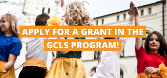 Global Challenges Local Solutions European Grant Competition 2017
