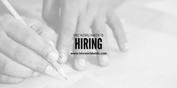 Hot Job: Human Resources Officer/Advisor Needed at IMC