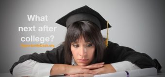 Steps to determine what you want to do after College!
