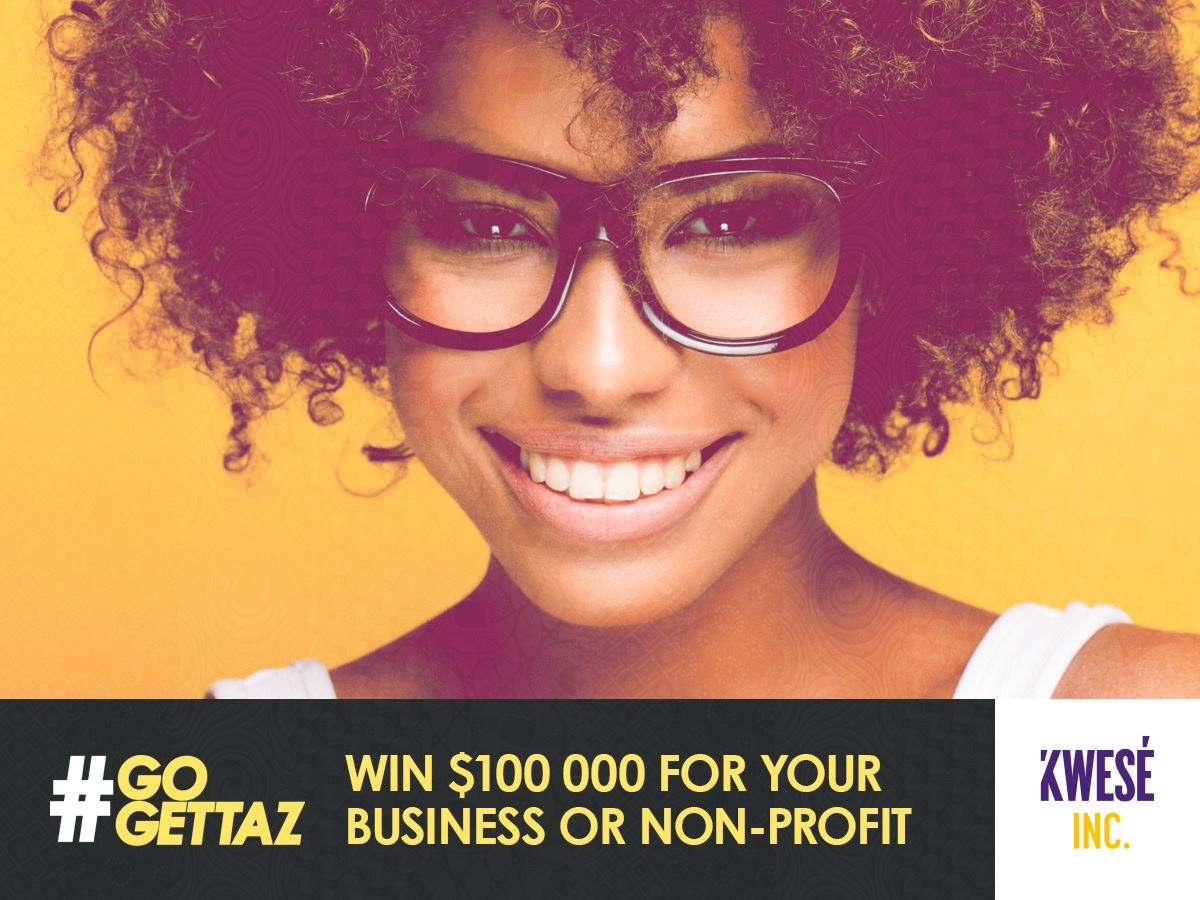 Strive Masiyiwa's Kwesé #GoGettaz Competition 2017 (Win $100k for your business or project)