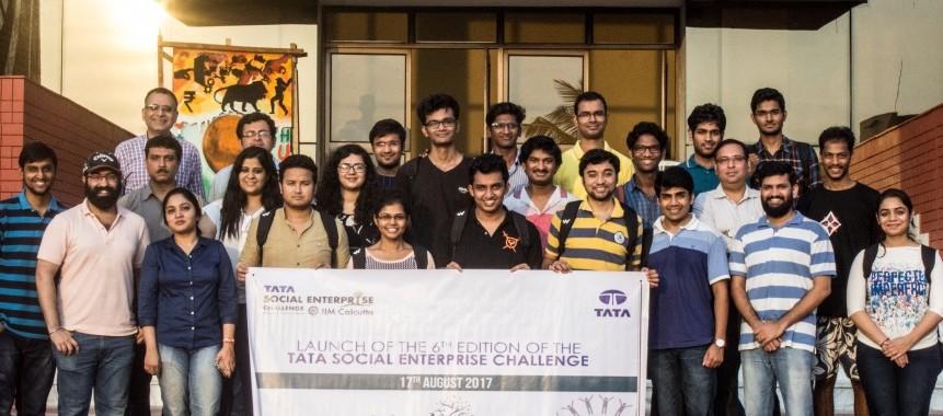Apply for the Tata Social Enterprise Challenge 2017-18