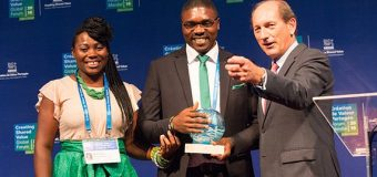 The Nestlé Creating Shared Value Prize 2018 for Enterprises Worldwide (CHF 400'000 Prize)