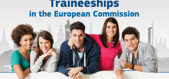 Apply: Paid Traineeships at the European Commission 2018