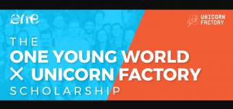 Unicorn Factory Scholarship to attend One Young World 2017 in Bogotá, Colombia