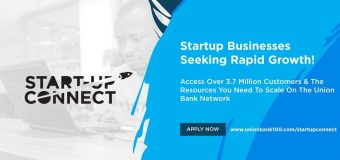 Union Bank's Startup Connect Program for Techpreneurs 2017