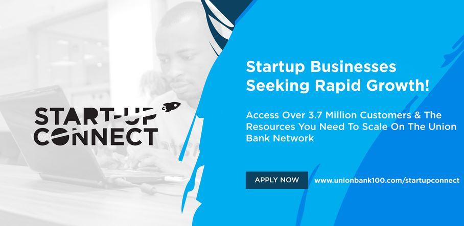 Union Bank's Startup Connect Program for Techpreneurs 2017