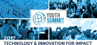 World Bank Group Youth Summit 2017 – Apply to Pitch Your Ideas in Washington DC!