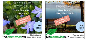 tvebiomovies Short Film Competition 2017 (Up to $3,000 in prizes)