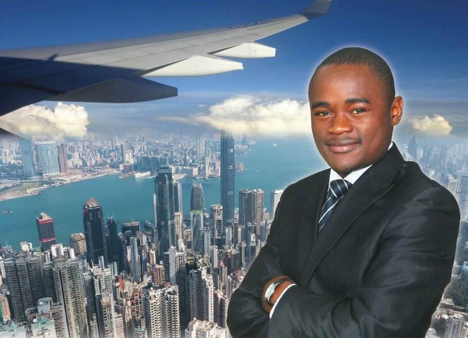 """OD Facebook Live with Douglas Owino on """"Studying Abroad: Strategies for a Successful Application"""""""