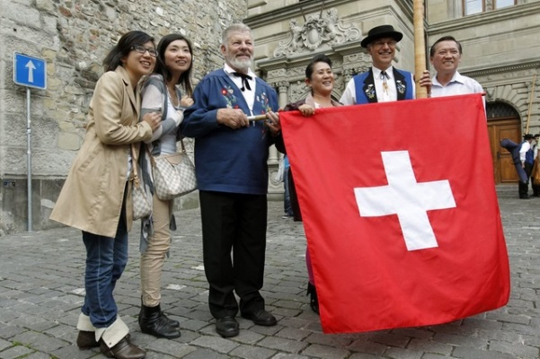 Swiss Foundation for Solidarity in Tourism Grant 2017