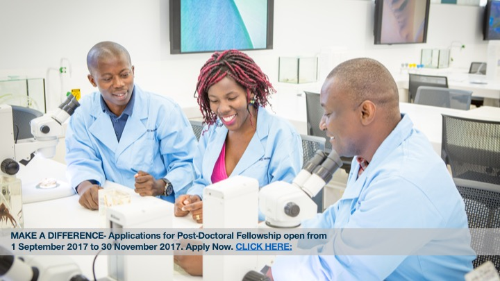 Australia Awards Africa Post-Doctoral Fellowships 2018 (Fully-funded)