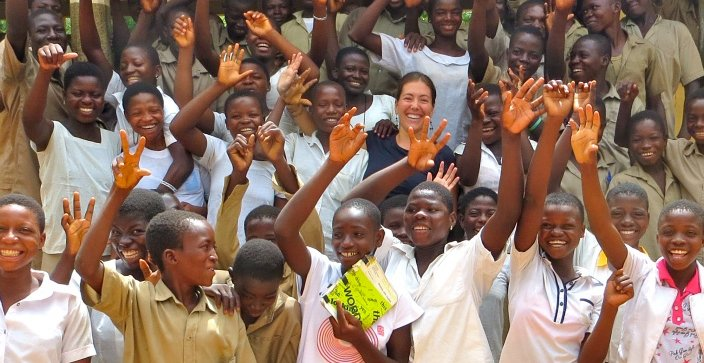 Become a Peace Corps English and Gender Education Teacher in Togo