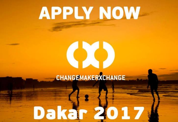Ashoka/Robert Bosch Stiftung ChangemakersXchange Summit 2017 (fully-funded)