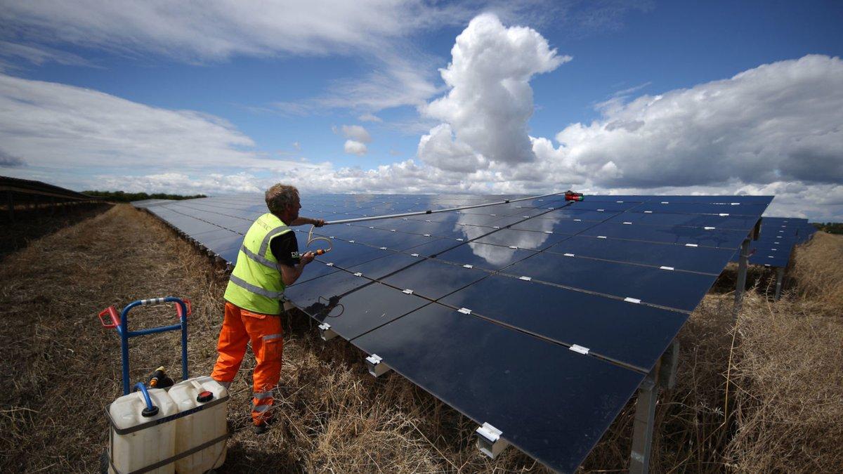 Doug Banks Renewable Energy Vision Scholarship, South Africa 2018