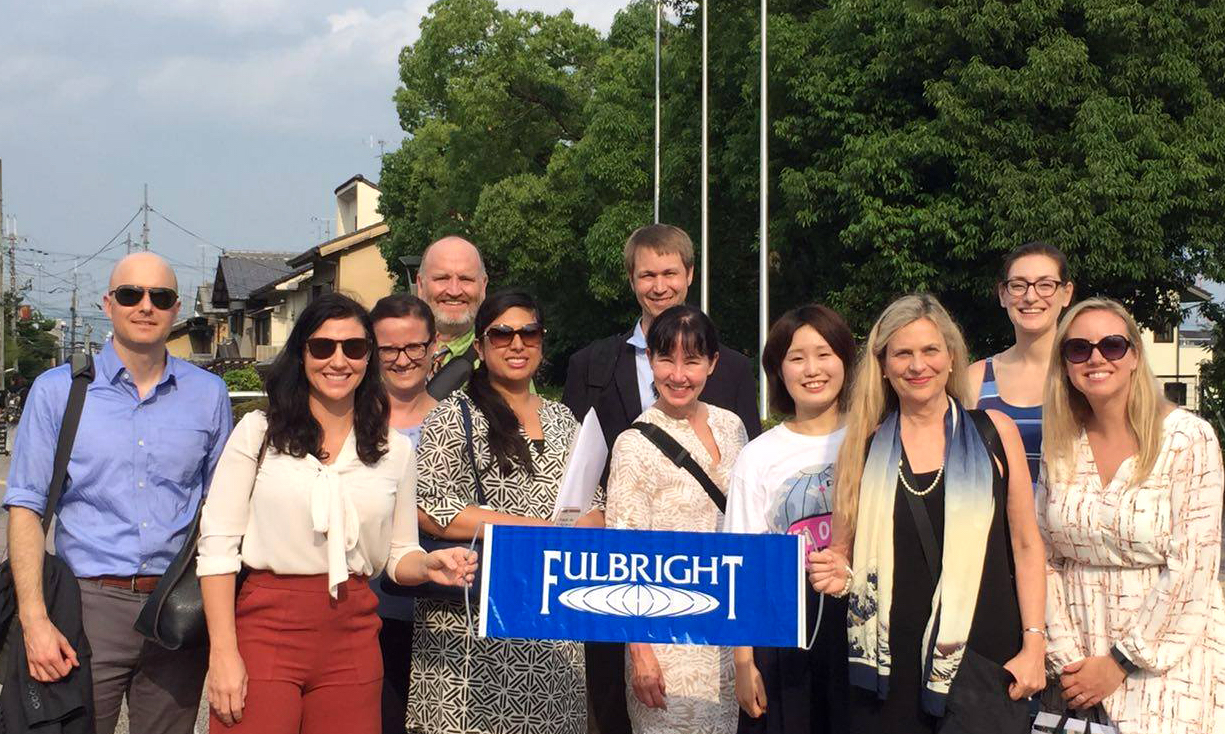 Fulbright International Education Administrators Seminars 2018