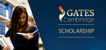 Apply: Gates Cambridge Scholarship Programme 2018 to Study in the UK