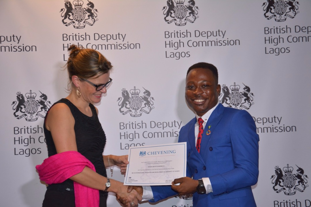 7 Winning Tips for Chevening Scholarship Application: Olanrewaju Gideon shares his experience!