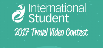 International Student Travel Video Contest 2017 (Win $4,000 for a Special Trip)