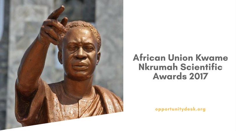 Call for Applications: Kwame Nkrumah Regional Scientific Awards for Women 2017 ($20,000)