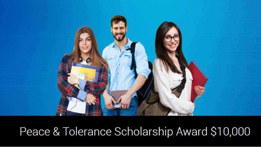 Mohamed Dekkak Peace & Tolerance Scholarship Award 2017-18