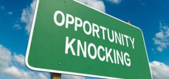 Preparing for an opportunity: 5 Ways to develop yourself!