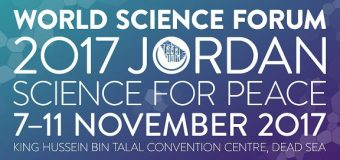 8th World Science Forum Jordan 2017: Travel & Accommodation Grant for Journalists