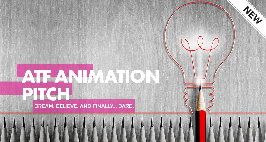 Present Your Idea In The Atf Animation Pitch 2017 And Win 19 000 Opportunity Desk