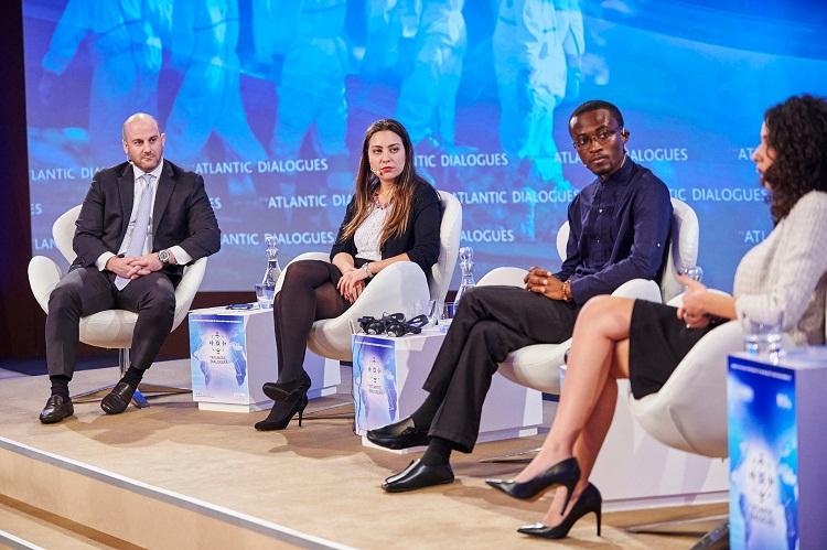 Atlantic Dialogues Emerging Leaders Program 2018 in