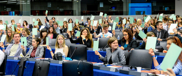 Call for Programme Contributors for European Youth Event (EYE) 2018