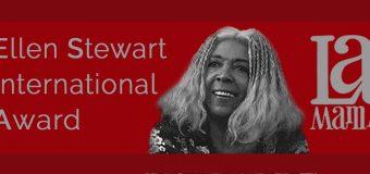 Ellen Stewart International Award 2017-2018 for Social Change Agents