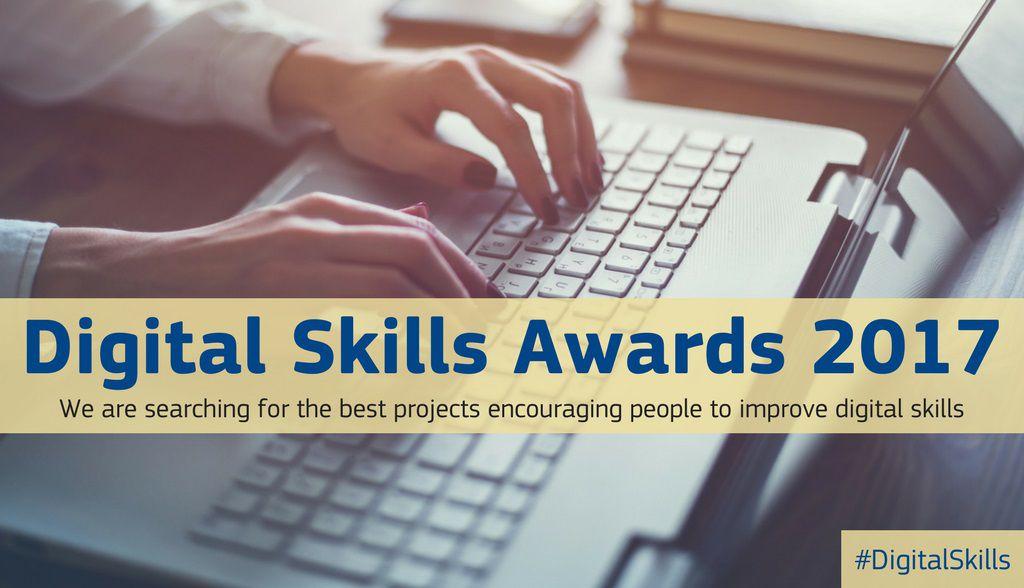 European Digital Skills Awards 2017