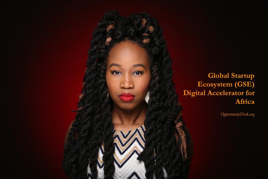 Global Startup Ecosystem (GSE) Digital Accelerator for Africa 2017