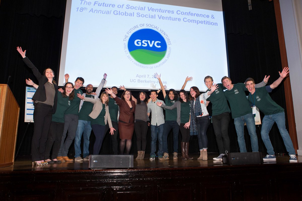 Global Social Venture Competition 2018 (Up to $80,000 Prize for Winners)
