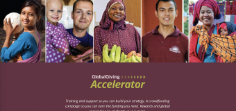GlobalGiving Year-End Accelerator 2017 for Nonprofits Worldwide (Win $20,000 in matching funding)