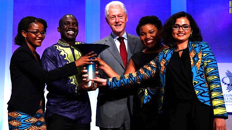 Hult Prize 2018 Challenge for Social Entrepreneurs (US$1,000,000 in Seed Capital)