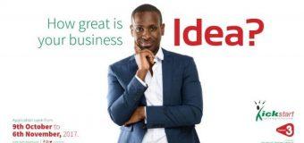 IB PLC Foundation KickStart Program for Entrepreneurs 2017 (Season 3)