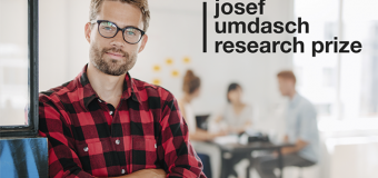 Call for Ideas: Josef Umdasch Research Prize 2019 (Win €5000 and the chance to pitch at WSA Global Congress)