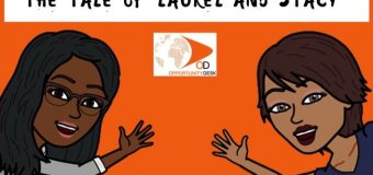 The Fascinating OD Story – A Tale of Laurel and Stacy! #BeLikeDavid