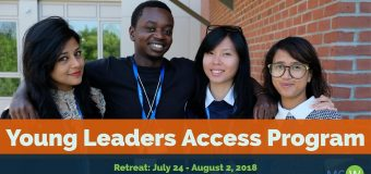 MCW Young Leaders Access Program 2018 in USA (Fully-funded)