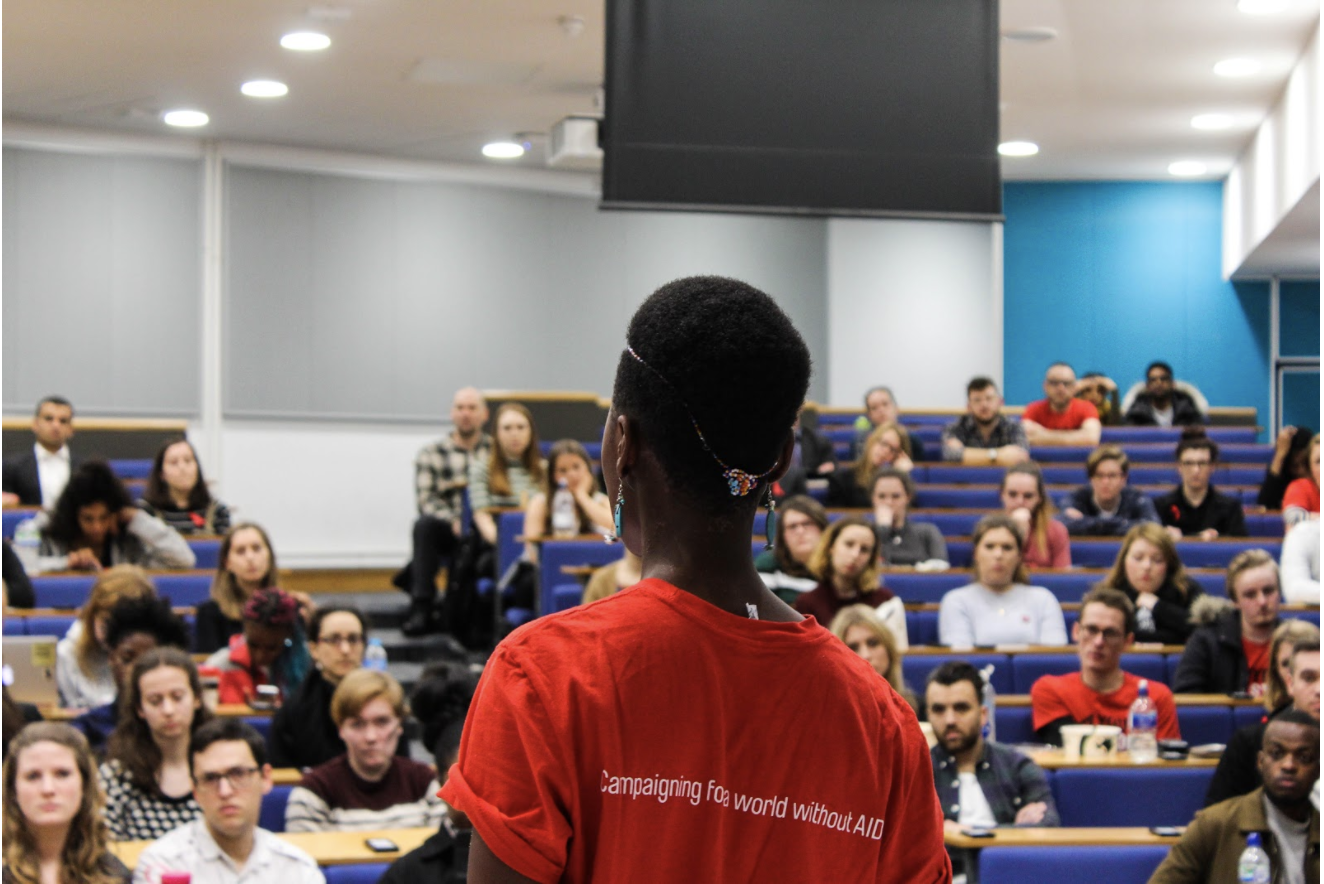 Apply for Restless Development's Youth Stop AIDS UK Speaker Tour 2018 (Fully-funded)
