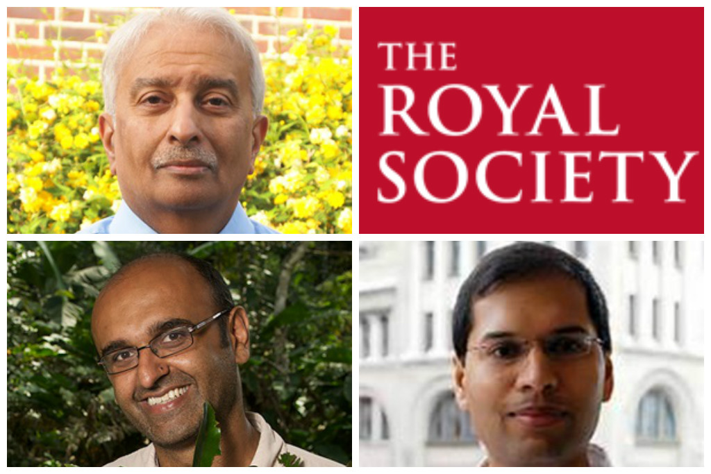 Call for Application: Royal Society Industry Fellowship 2018 in the UK