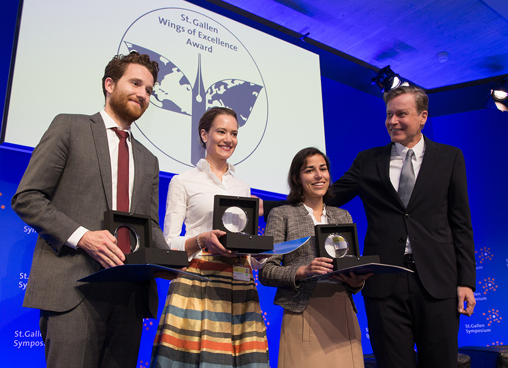 Submit Entries: St Gallen Symposium Essay Competition 2018 (CHF 30,000 Cash Prize for Winners)