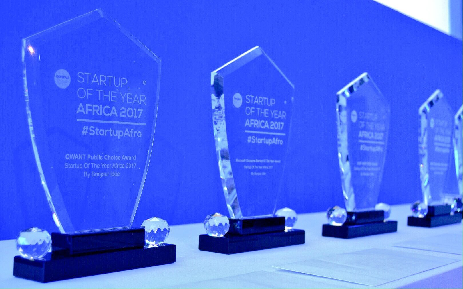 Apply for the Startup of the Year Africa Award 2018 (Over €50,000 in prizes)