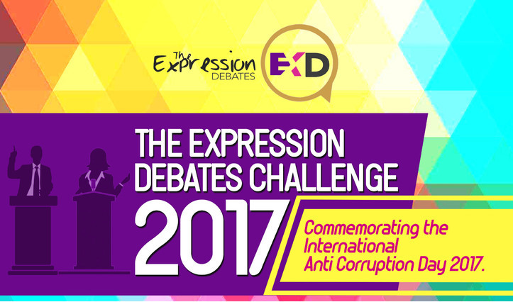 The Expression Debates Challenge 2017 for Nigerian Students (Up to N500,000 Prize)
