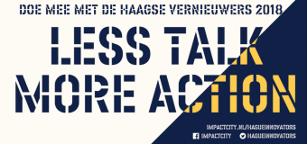 The Hague Innovators Challenge for Startups 2018- Win up to €30,000