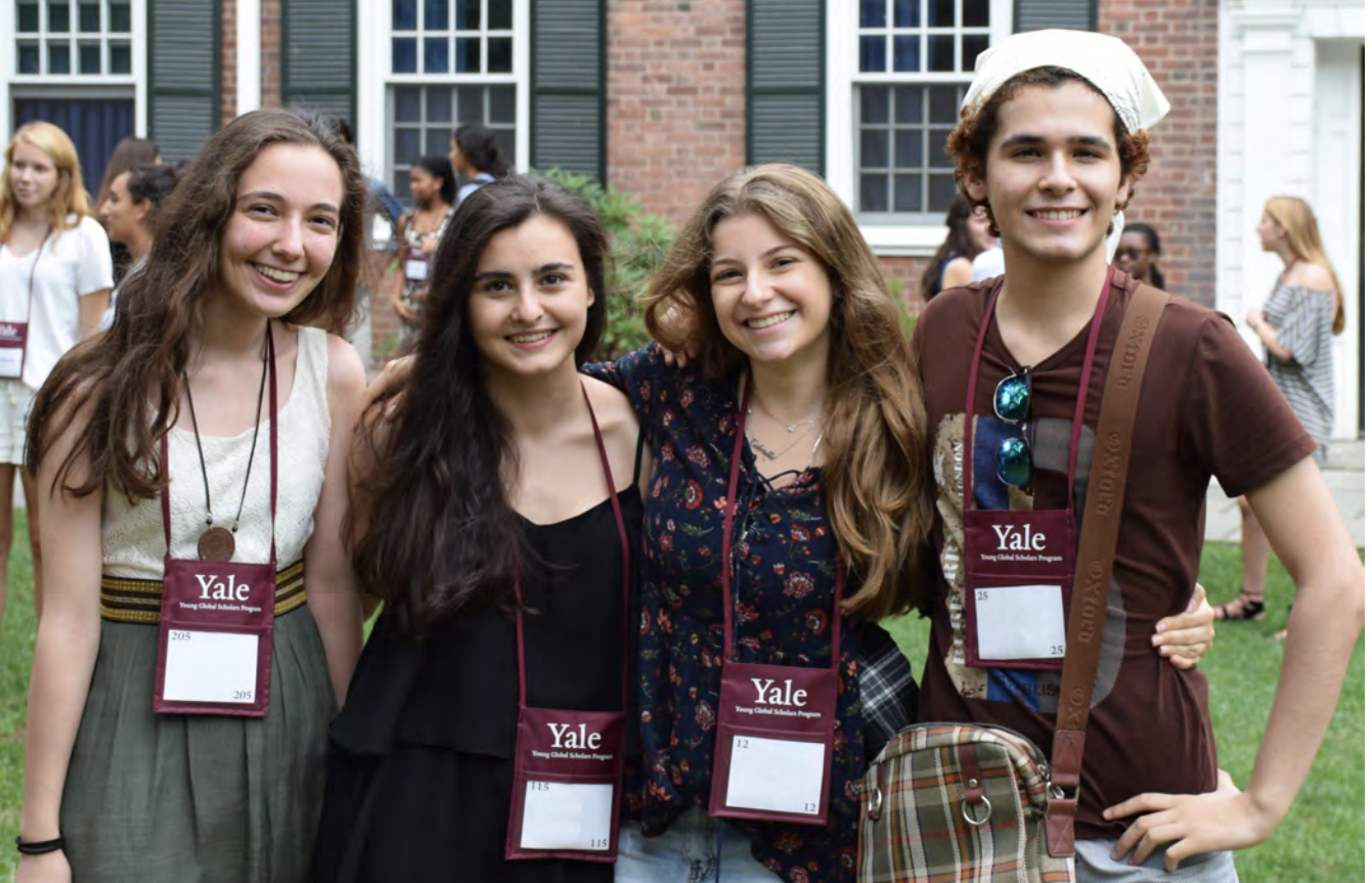 Yale Young Global Scholars Program 2018 (Scholarships Available)
