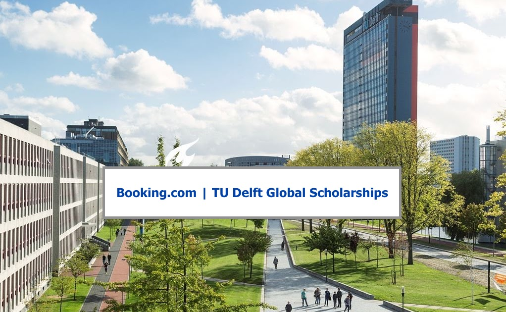 Booking.com | TU Delft Global Scholarships 2018 for Women from Sub-Saharan Africa