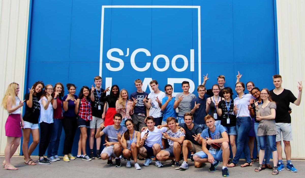 CERN Summer Programme 2018 for High-school Students ...